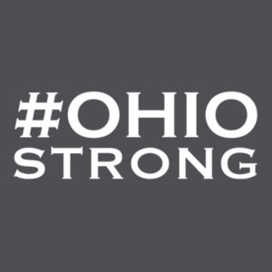 Ohio Strong - Adult Heather Contender Long Sleeve T Design