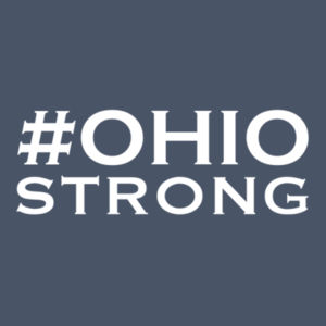 Ohio Strong - Adult Tri-Blend Long Sleeve T Design