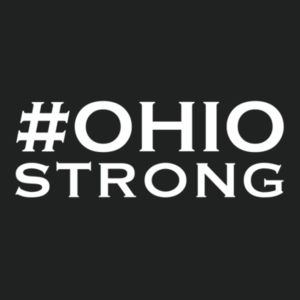 Ohio Strong - Adult Colorblock Sweatshirt Design