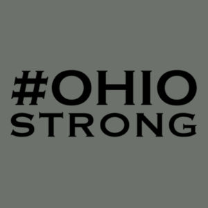Ohio Strong - Adult Heather Contender T Design